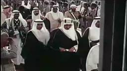 زيارة الملك فيصل الثاني الى السعودية
