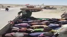 اعتقال للمدنيين من قبل المليشيات الايرانية في الانبار