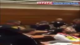طرد ممثل المليشيات الشيعية من مؤتمر هيئة حقوق الانسان في جنيف