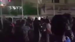 من مظاهرات العراقيين في الوسط والجنوب