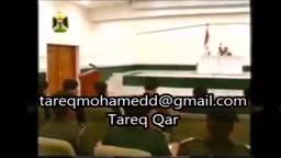 صدام حسين.. ادخال دروس اللغة العربية ضمن العسكرية
