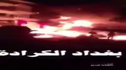 شيعي صفوي يتهم السنة ويدعوا الى محوهم من العراق