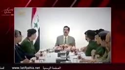 صدام رحمه الله ..اخلاق القادة و الفرسان الحقيقيين