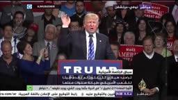 ترامب ..طرد المسلمين من امريكا