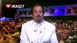 انور الحمداني مشاركة سليماني والمليشيات