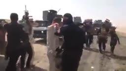 اعتقال و خطف للمدنيين النازحين