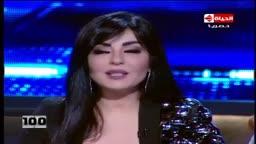 الفنانة شيرين..صدام اسد قوي