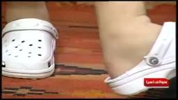 احذية جديدة لمستشفيات دولة فرهودستان