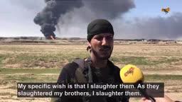جرائم ضد الإنسانية في #الموصل