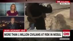 ميليشيا الفرقة الذهبية يقتلون المدنيين في الموصل